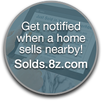 Get notified when a home sells nearby at Solds.8z.com