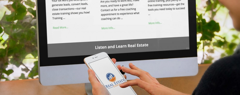 8z Founder Lane Hornung Featured on Real Estate Coach Radio